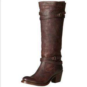 Frye Jane Strappy Boot 76396 size 6